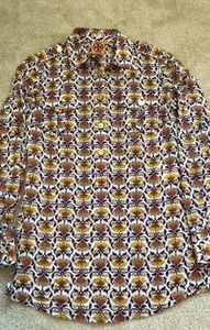 Worn Once Tory Burch Button Up Blouse